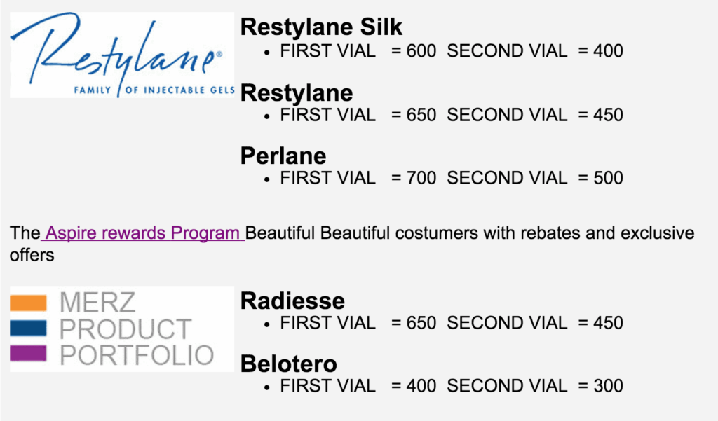 restylane-pricing