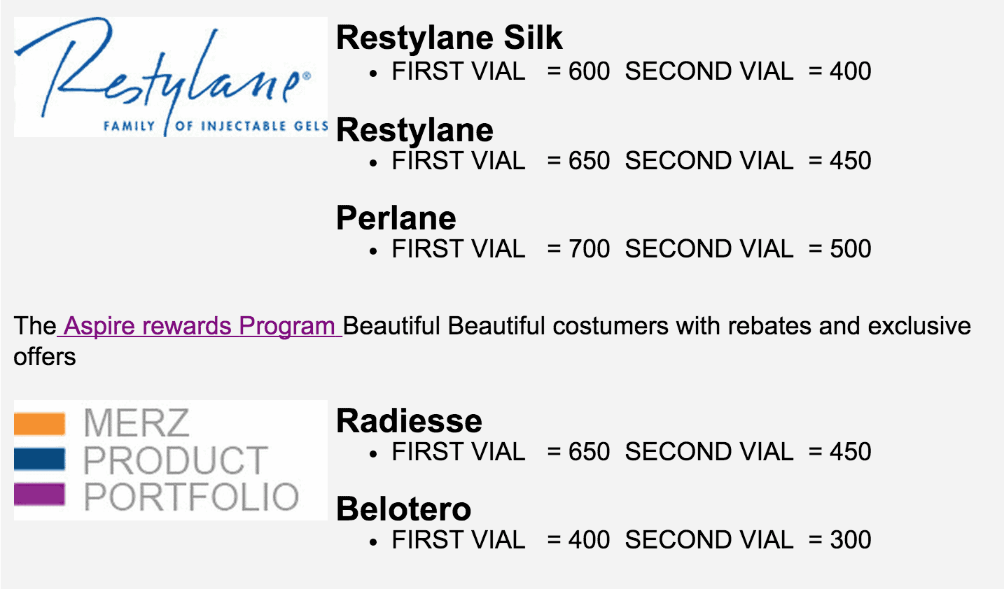 restylane-pricing