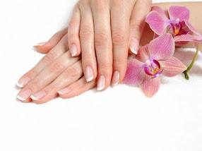 hands-flowers